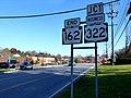 Pennsylvania Route 162 eastern terminus.jpg