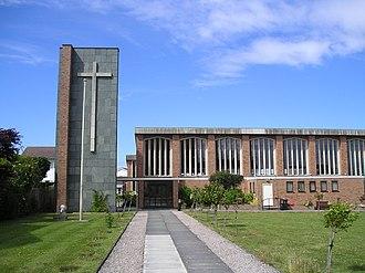 Penrhyn Bay - Image: Penrhyn Church 7010267