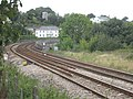 Penzance to Paddington mainline at Coombe Creek viaduct Saltash - geograph.org.uk - 917269.jpg