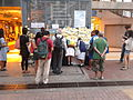 People signed the condolence book at Lamma Island pier in Central.jpg