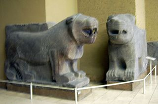 Sam'al lions