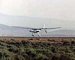 Perseus B Heads for Landing on Edwards AFB Runway DVIDS732807.jpg