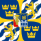 Personal Command Sign of the King of Sweden.svg