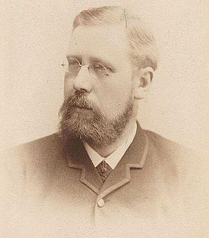 Peter Brynie Lindeman - Peter Brynie Lindeman circa 1890.