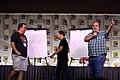 Peter Avanzino & Matt Groening (5979818909).jpg