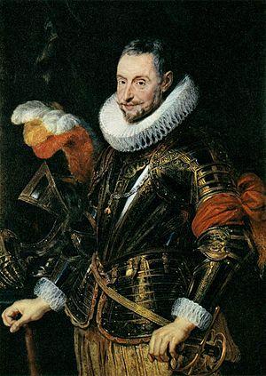 Peter Paul Rubens - Portrait of Ambrogio Spinola - WGA20376