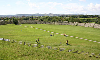 Anderitum 3rd century Roman fort in the province of Britannia