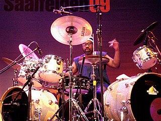 Pheeroan akLaff American jazz drummer