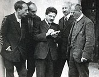 Aleksandr Chernyshyov - Image: Physicists