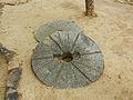 Piedra de Molienda en la Casa de losd Arcaya.JPG