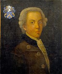portrait of Pierre-François-Julien Papion