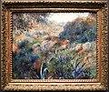Pierre auguste renoir, paesaggio algerino, il burrone della donna selvaggia, 1881.JPG