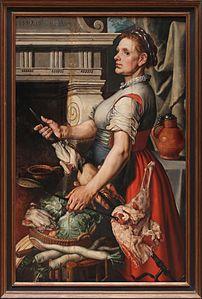 Pieter Aertsen - La cuisinière.jpg
