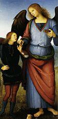 L'Archange Raphaël et Tobie