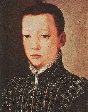 Pietro de' Medici. Uffizi Gallery, Florence. D...