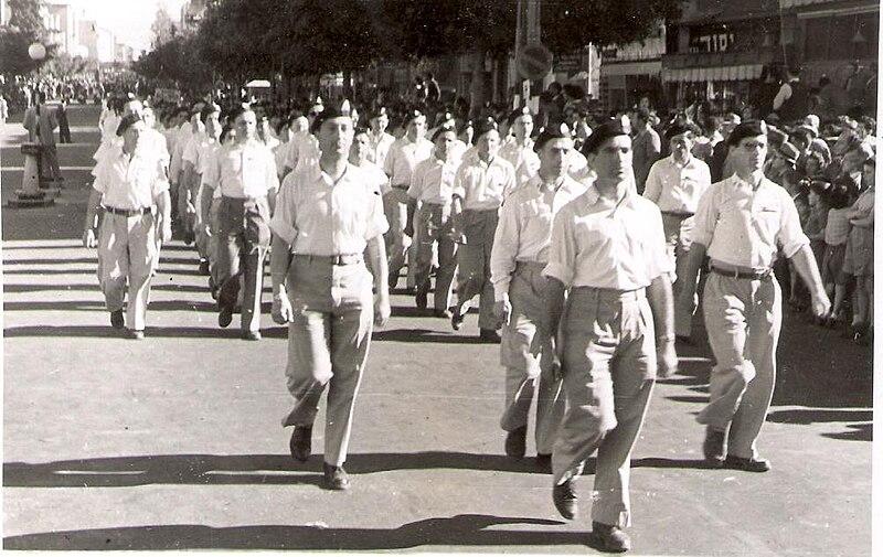 מצעד הבריגדה היהודית