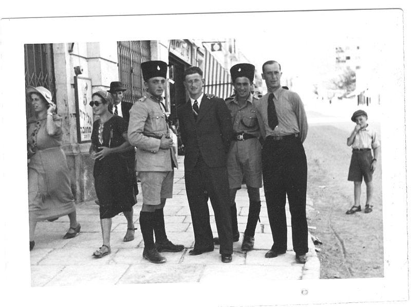ירושלים בתקופת המנדט הבריטי