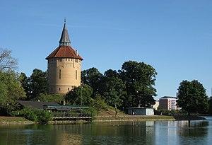 Pildammsparken - Image: Pildammsparken, Malmö