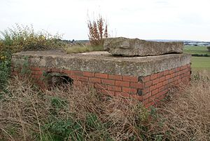 Netherthorpe Airfield - Type 22 Pill Box
