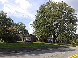 Pimmit Hills, Virginia - Pimmit Alternative Learning Center and Senior Center