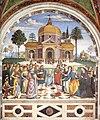 Pinturicchio - Christ among the Doctors - WGA17774.jpg