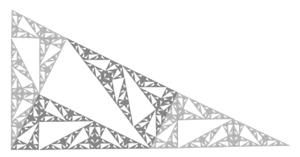 Pinwheel tiling - Pinwheel fractal
