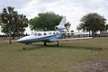 Piper PA-47-2400J Piper Jet N360PJ LSideFront FLAirMuse 18March2013 (14413002130).jpg