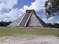 Pirámide de Chichen Itzá.JPG