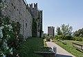 Piran city walls park.jpg