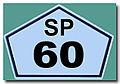 Placa da SP 60 REFON ..jpg