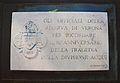 Placa en commemoració de la massacre de la Divisió Acqui, Corfú.JPG