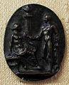 Placchetta dall'antico, cerere e trittolemo, 1450-1500 ca..JPG