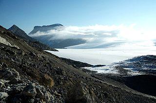 Plaine Morte Glacier Glacier in Switzerland