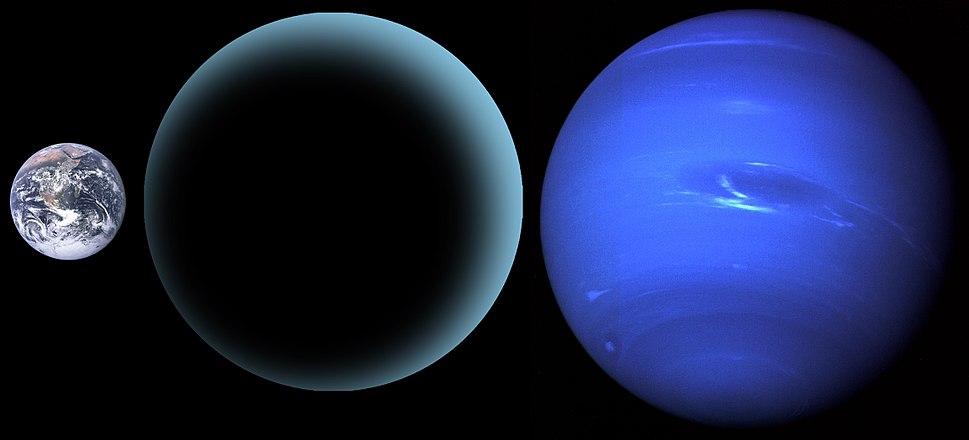 Planet Nine comparison