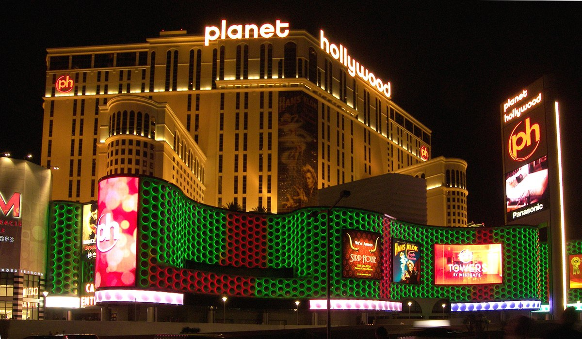 Las vegas planet hollywood resort & casino seo casino