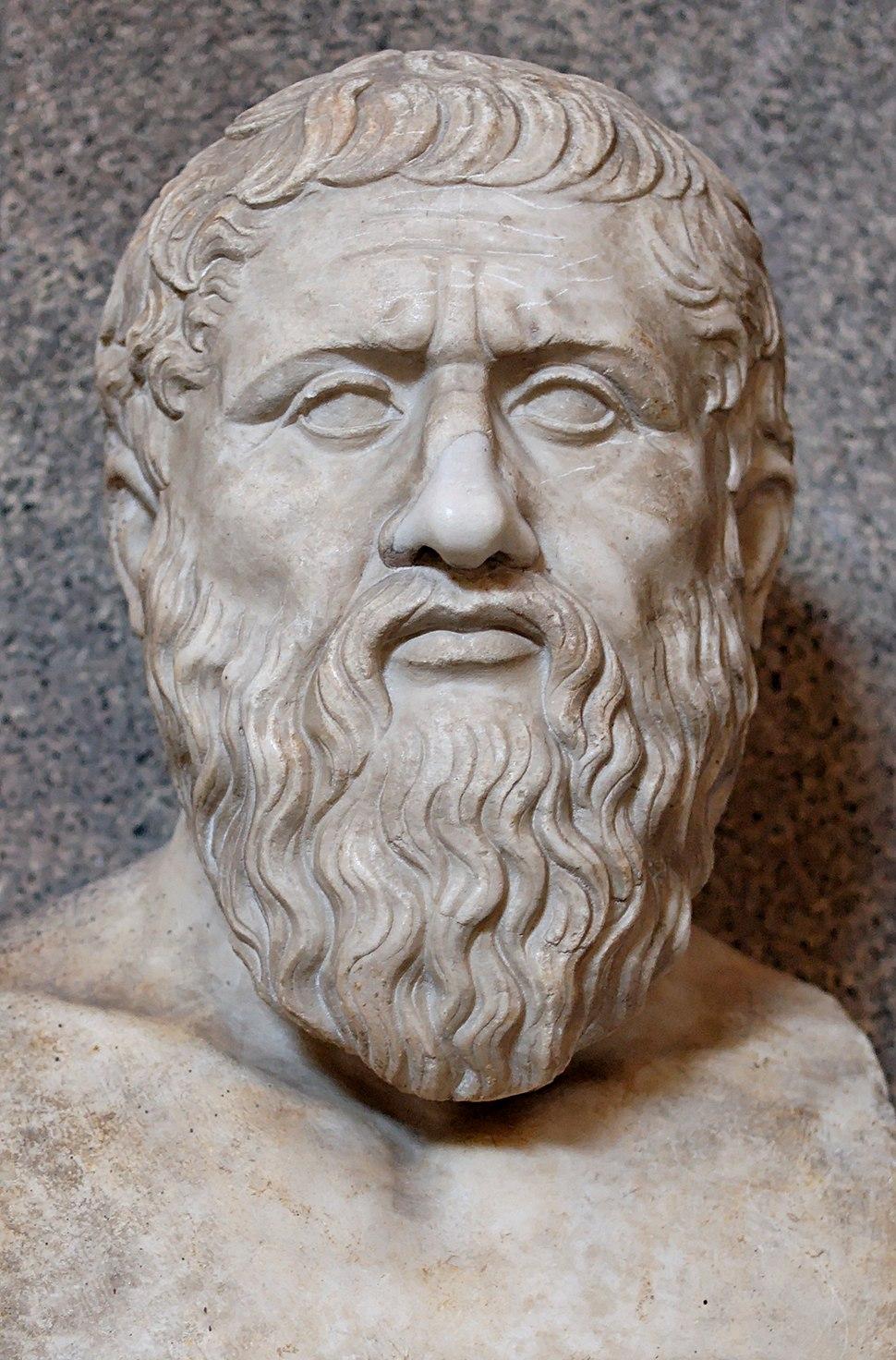 Plato Pio-Clemetino Inv305
