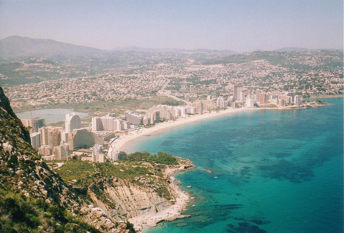 Costa Blanca - Wikipedia