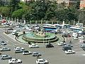 Plaza de Cibeles (Madrid) vista aérea-03.jpg