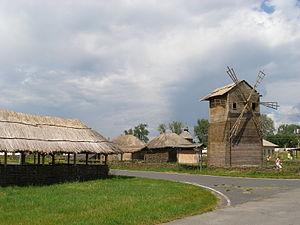 Velyki Sorochyntsi - Location of Sorochinskiy Fair