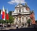 Poland Krakow Ss. Peter and Paul church 1.jpg