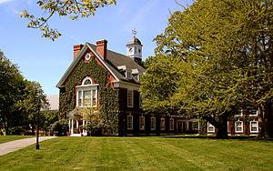 Pomfret School - Pomfret School School House