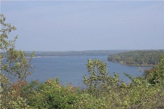 Pomme De Terre Lake
