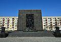 Pomnik Bohaterów Getta w Warszawie 05.JPG