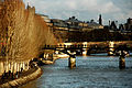 Pont des Arts and Pont Neuf, Paris 29 December 2009.jpg