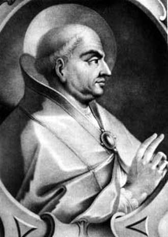 Monothelitism - Pope Martin I, who led opposition in the West to Monotheletism.