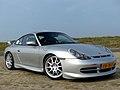 Porsche GT3 at Maasvlakt Beach (9293419043).jpg