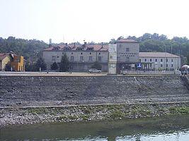 Port oryahovo