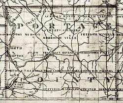 Portage County 1826