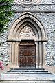 Portail de l'église Saint-Antoine, Livet-et-Gavet, France.jpg