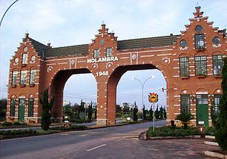 Holambra - Entrance to Holambra
